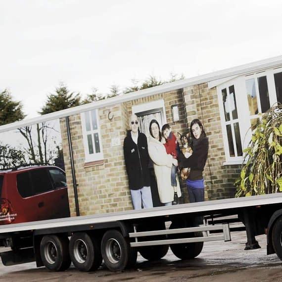 Savage haulage Vehicle Graphics