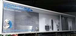 Frontline Fleet Vehicle Graphics Wrap