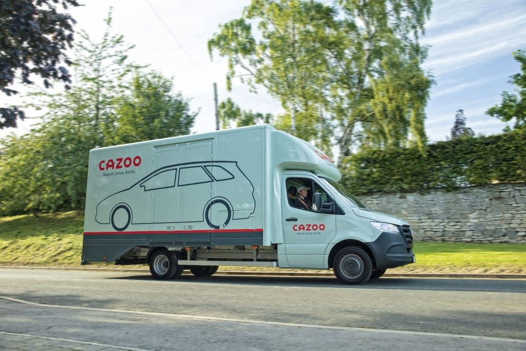 Cazoo-Transporter Wrap