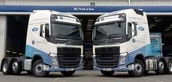 EIB Partners Vehicle Graphics Wrap
