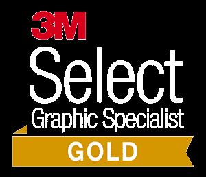 3M Gold Select Partner Logo