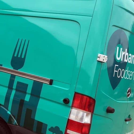 Urban Vehicle Graphics Wrap