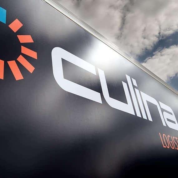 Culina Vehicle Graphics Wrap