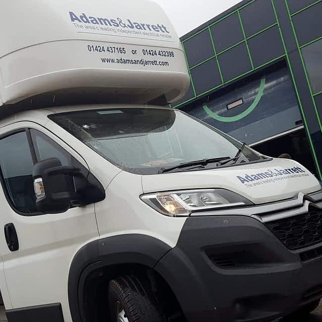 Kent based vehicle wrapping and van graphics