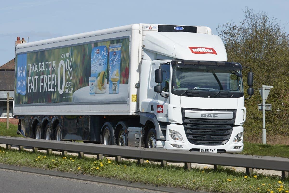Muller 2017 Truck Media Campaign