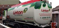 Linton Vehicle Graphics Wrap