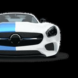 Mercedes Colour change wrap