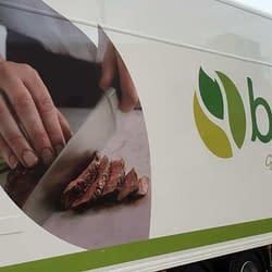 Brakes Fleet Vehicle Graphics Wrap