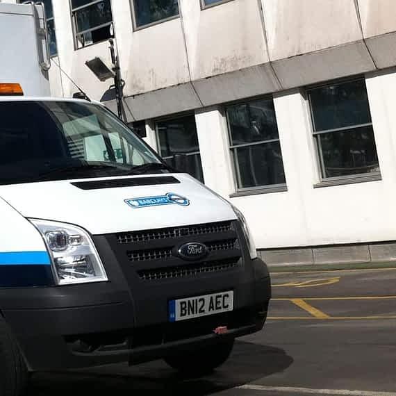 Barclays, fleet vehicle wrap, graphics