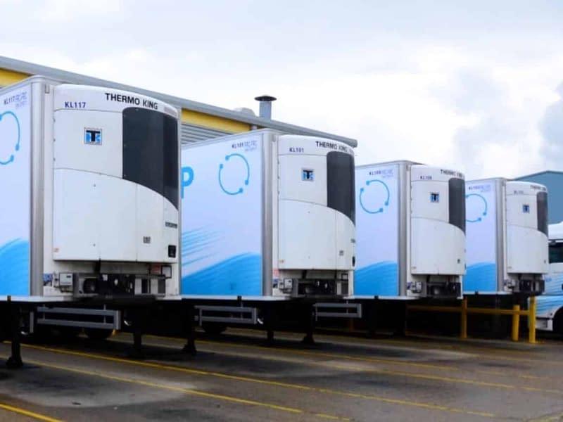 Kinship additional, fleet vehicle wrap, graphics